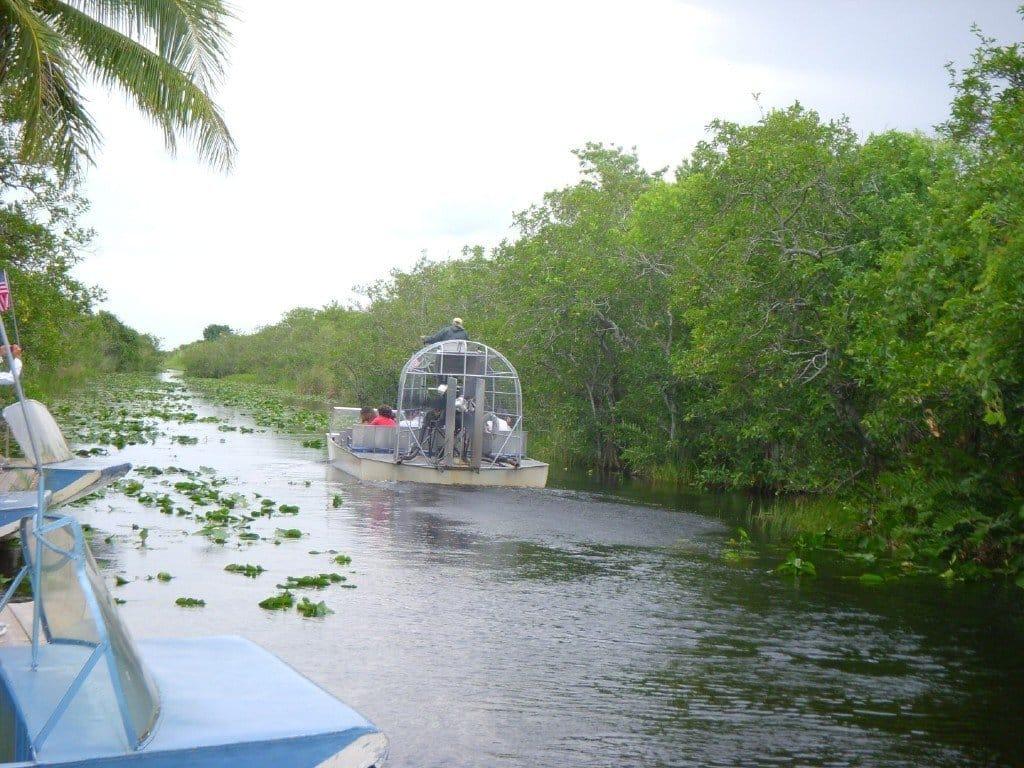 Le Everglades