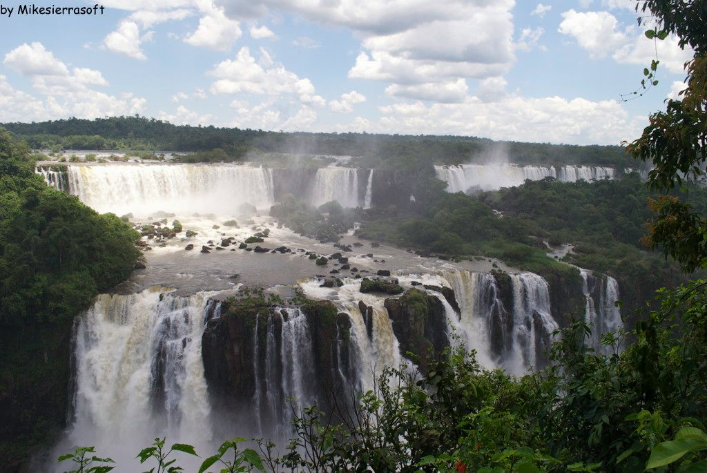 Cascate di Iguazu
