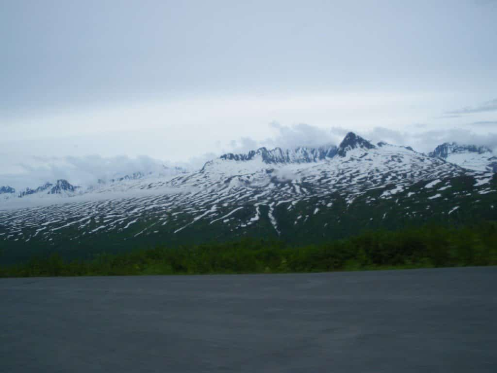 towards Valdez