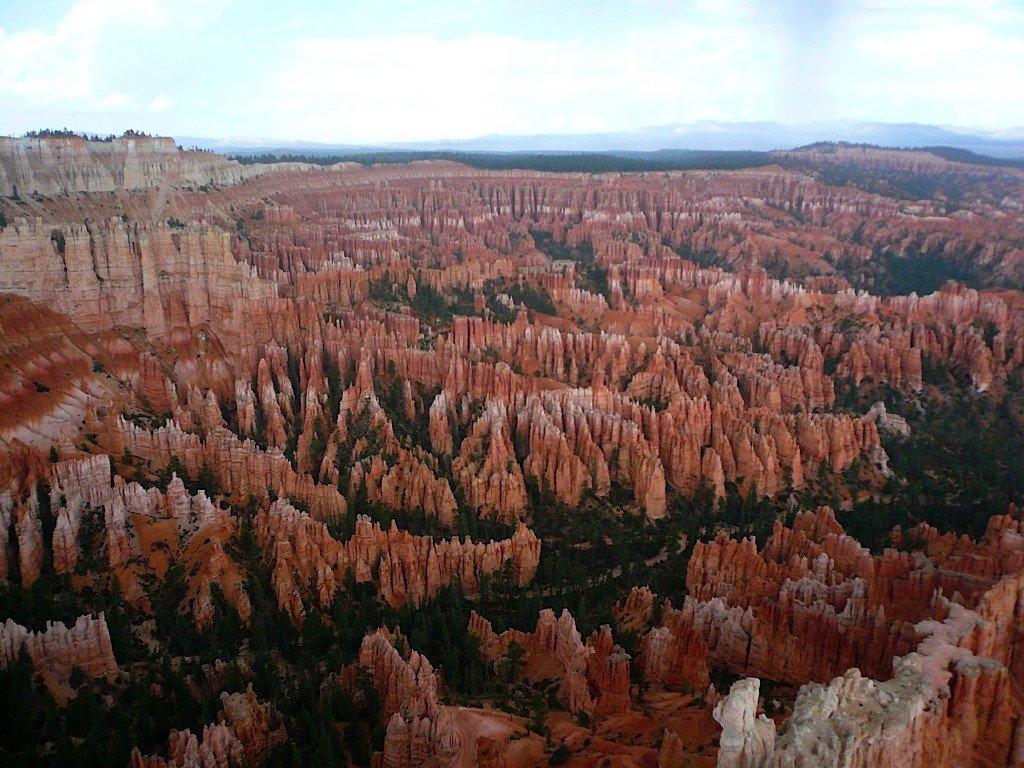 zion park e bryce canyon