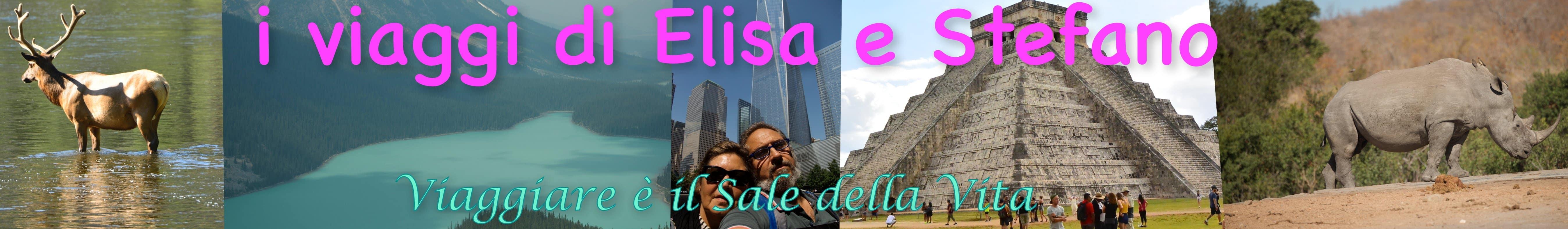i viaggi di Elisa e Stefano