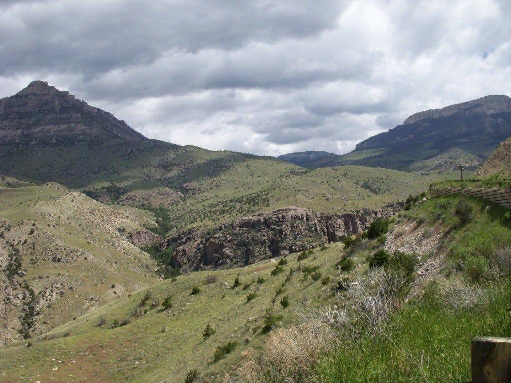 verso lo Yellowstone