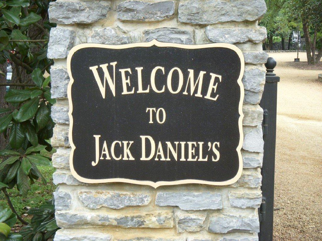 Distilleria jack daniel