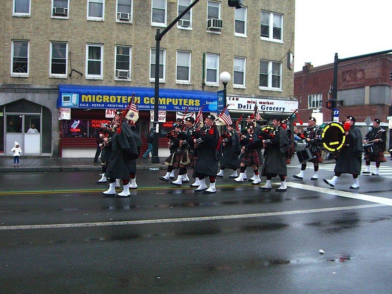 NY 06 La parata di San Patrizio