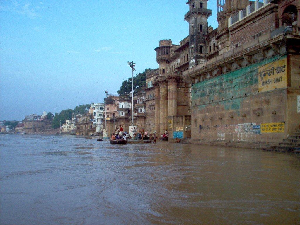 Town of Benares
